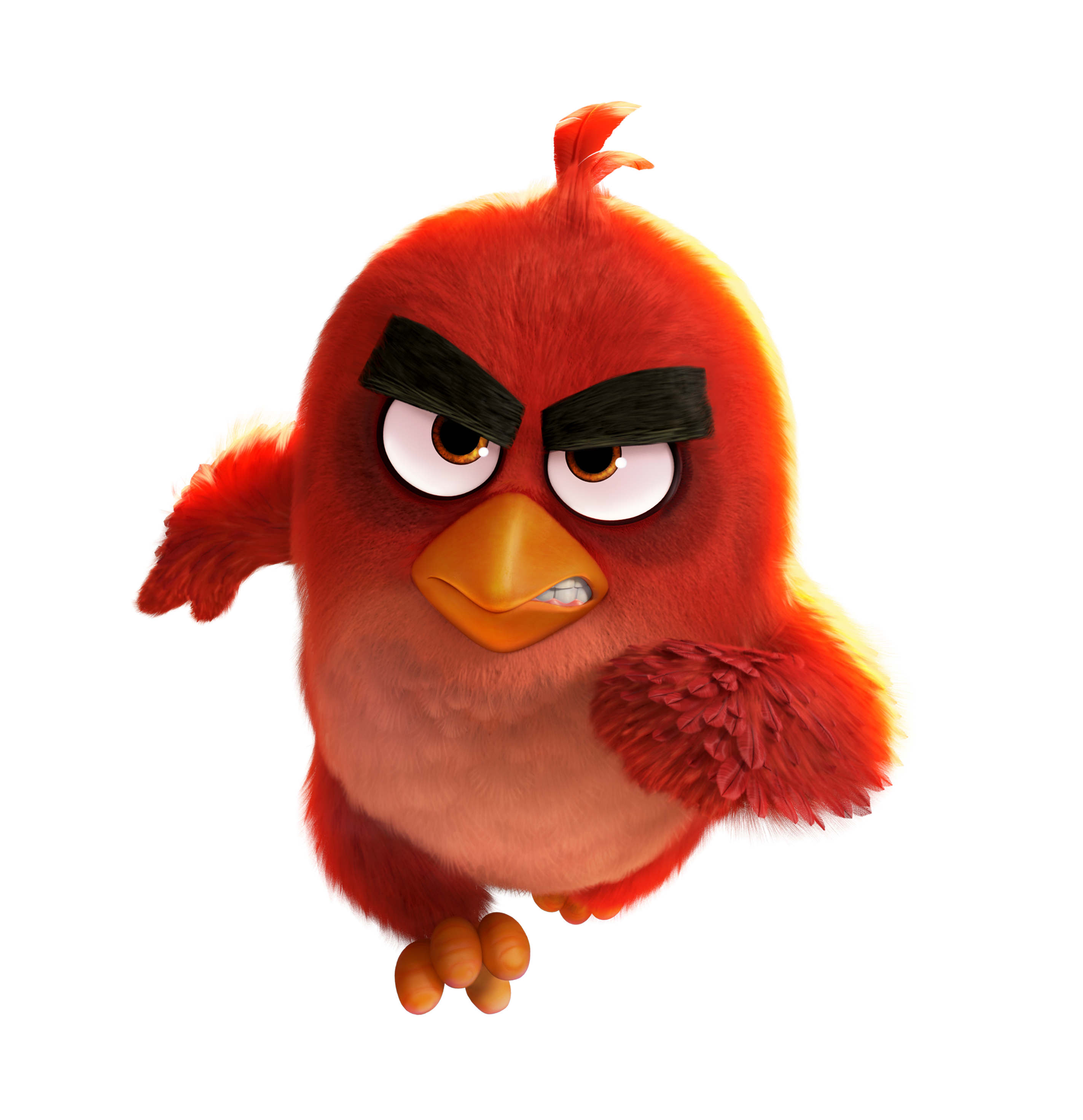 Eagle Movie Angry Transparent Mighty The Birds PNG Image