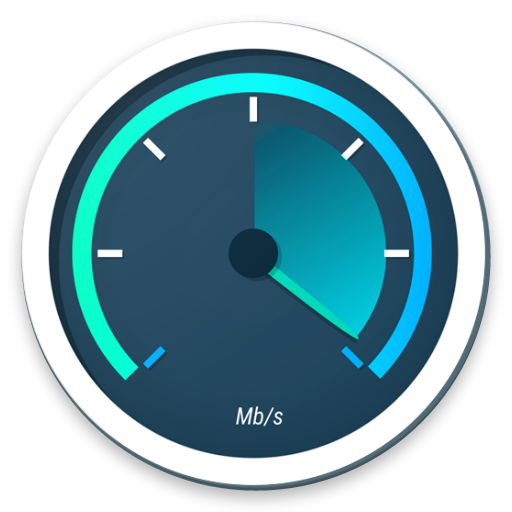 Network Speedtestnet Aqua Computer Gauge Software PNG Image