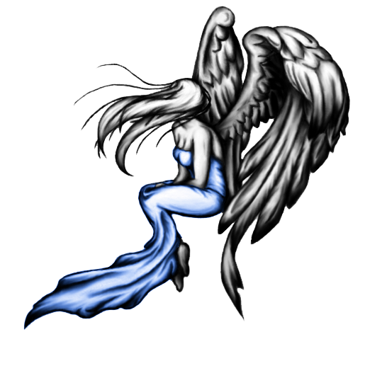 Angel Tattoos Picture PNG Image