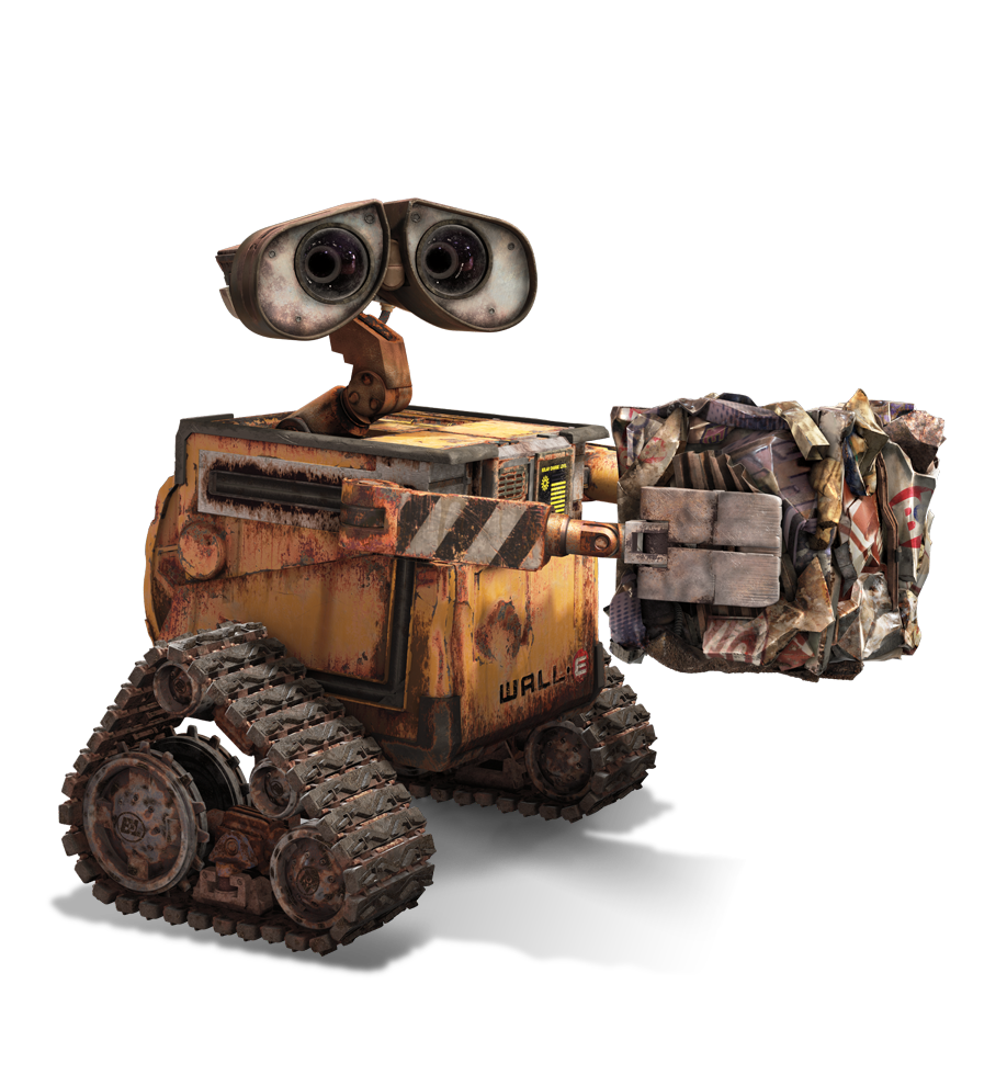 Wall-E Pic Eve Film Pixar Free Transparent Image HQ PNG Image