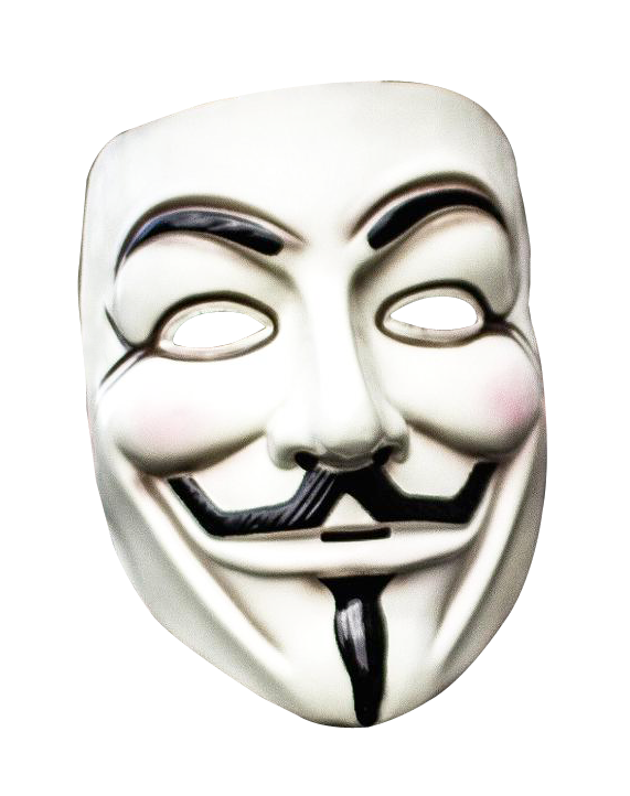 Anonymous Picture PNG Image