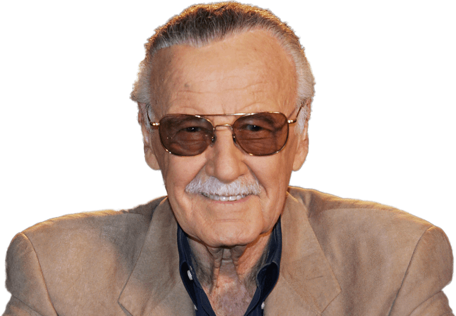 Lee Doctor Forehead Strange Citizen Stan Senior PNG Image