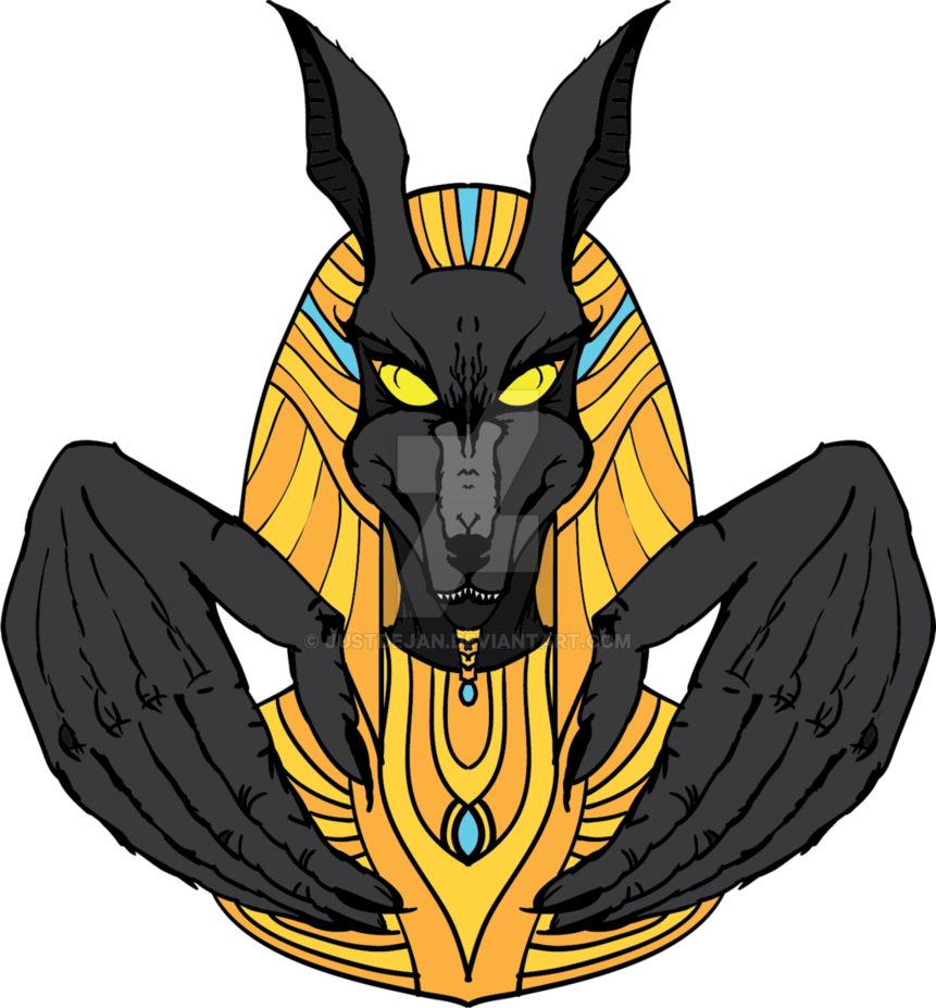 Anubis Png Clipart PNG Image