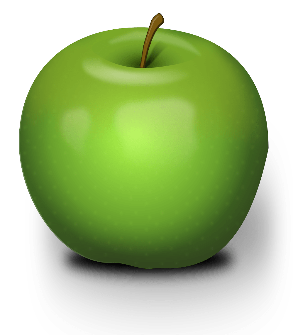 Green Png Apple Image PNG Image