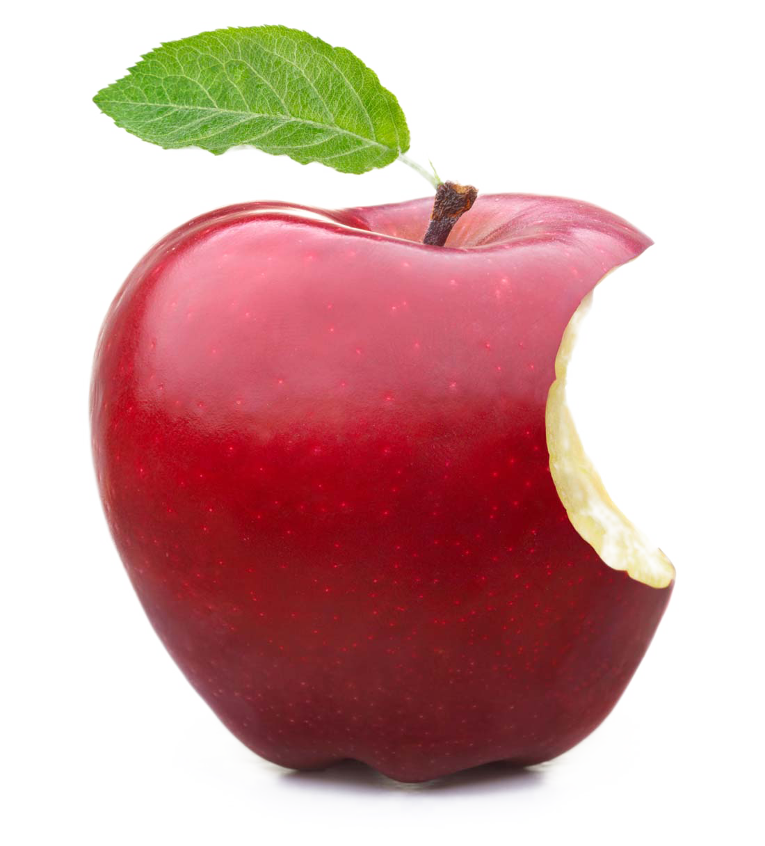 Apple Food Bite Shutterstock Crumble Fruit Red PNG Image