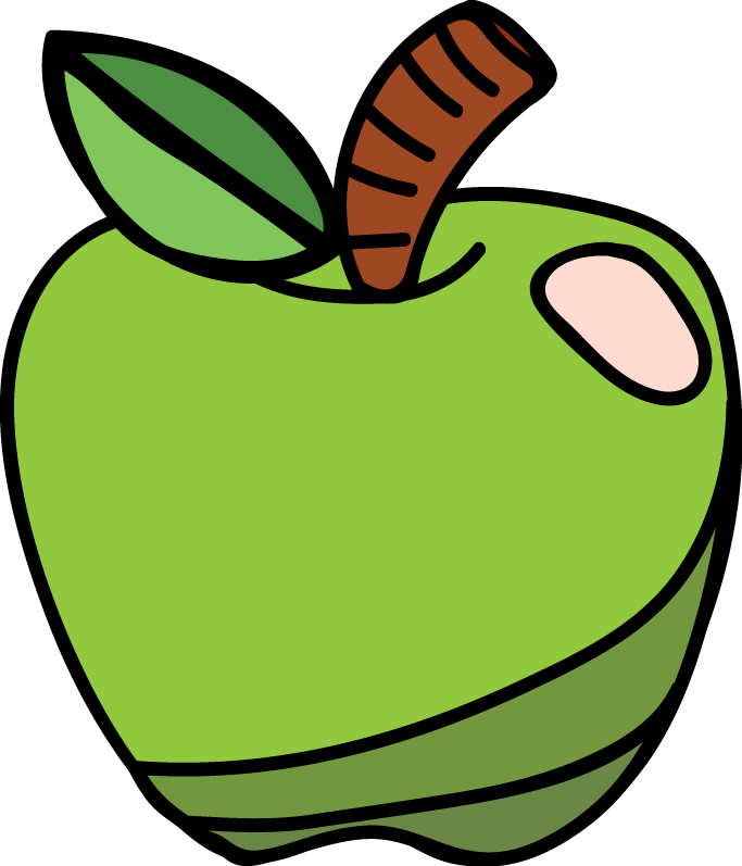 Back-To-School Openclipart Apple For Free Download PNG HQ PNG Image