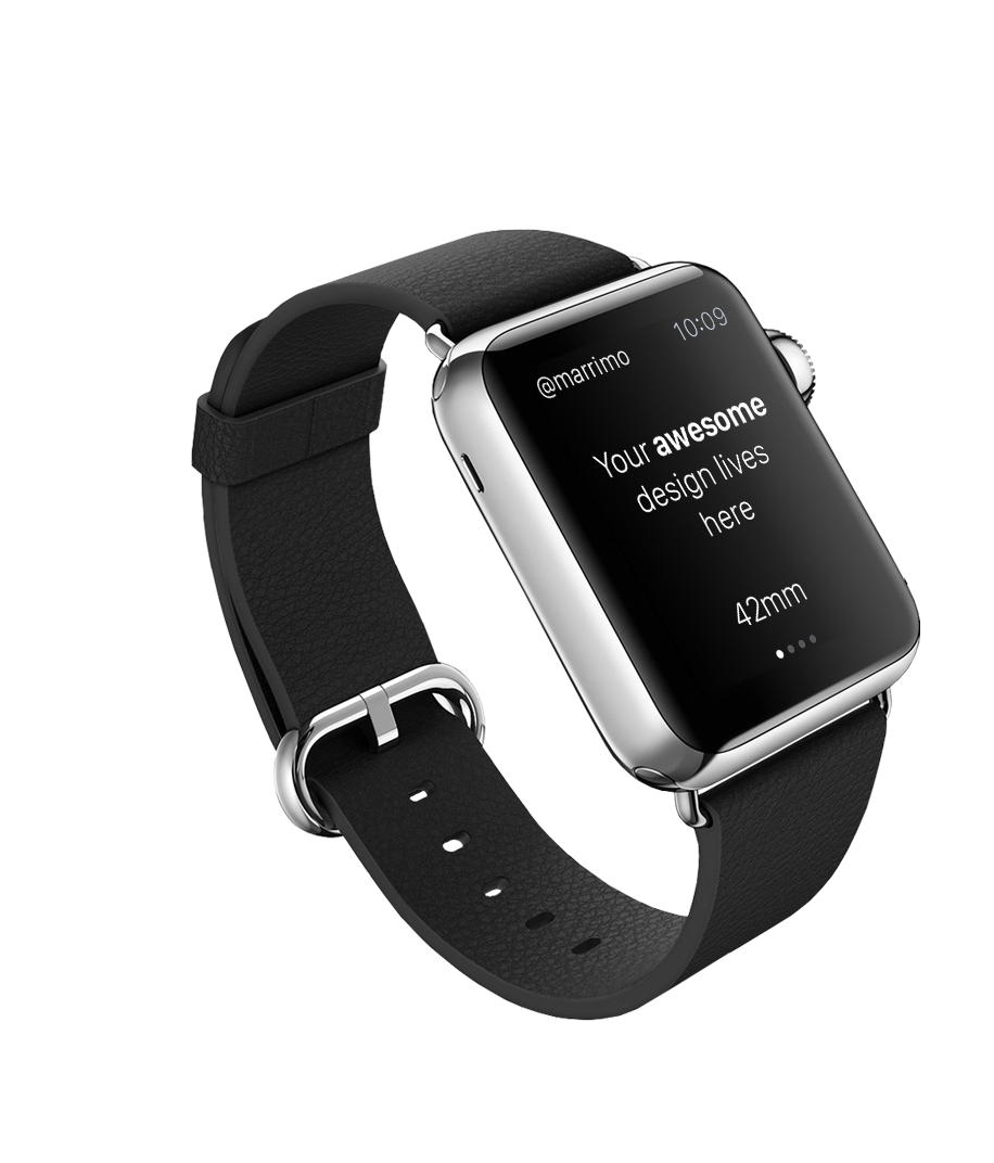 Apple Series Watch 5S Iphone Pay PNG Image