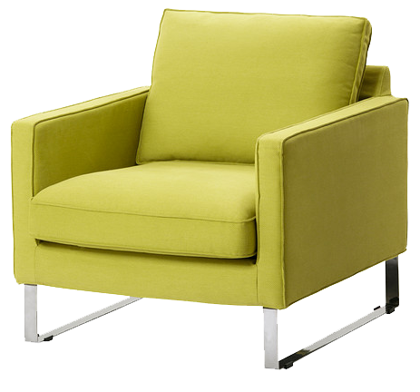 Armchair File PNG Image