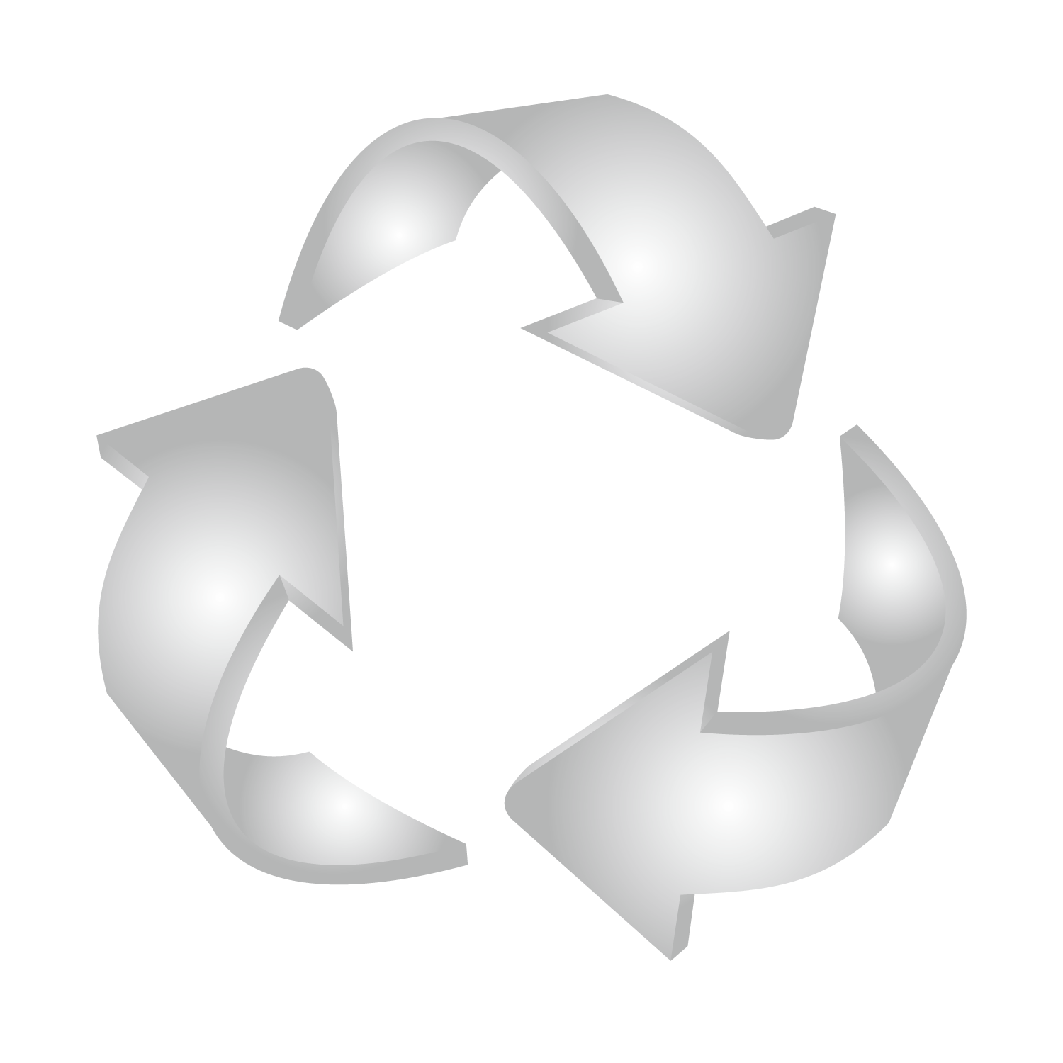Vector Recycle Symbol Recycling Arrow Free Download Image PNG Image