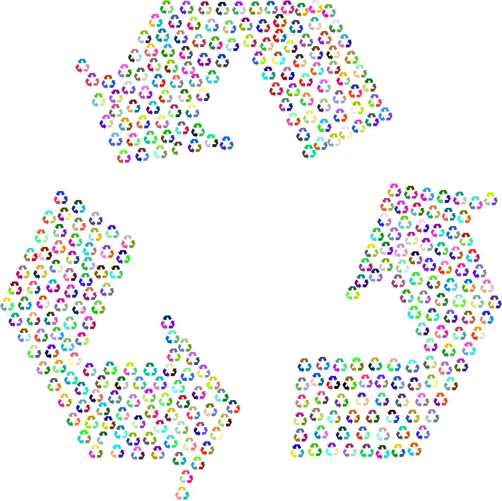 Waste Symbol Recycling Reuse HD Image Free PNG PNG Image