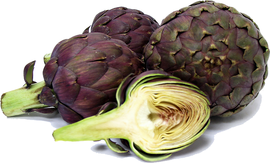 Artichokes Photos PNG Image