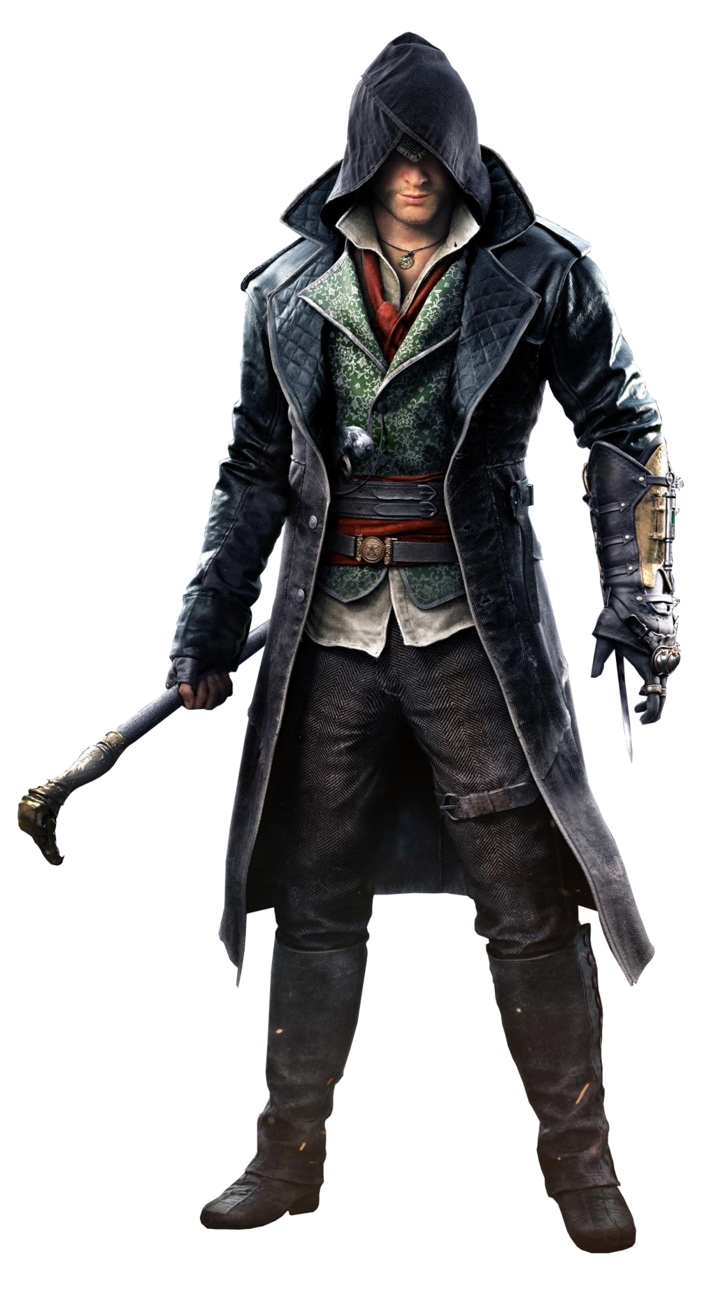 Assassin Creed Syndicate Transparent PNG Image
