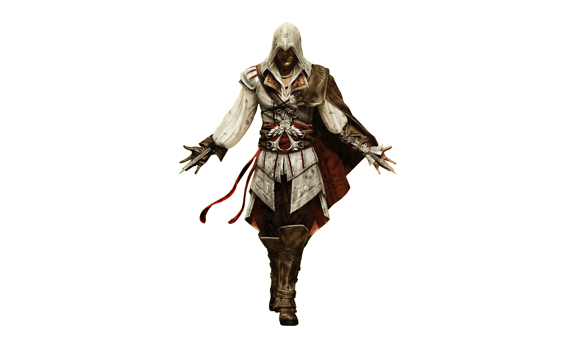 Ezio Auditore Transparent PNG Image
