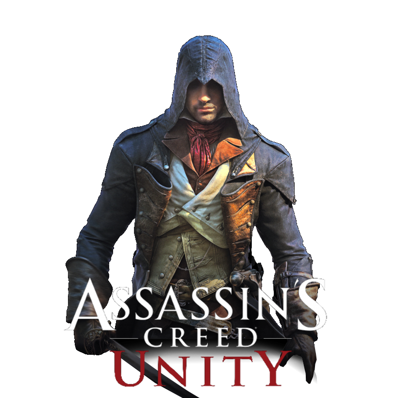 Assassins Creed Unity Photo PNG Image