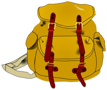 Backpack Free Download Png PNG Image