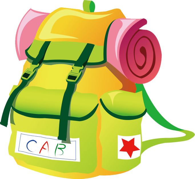 Backpack Free Download PNG Image