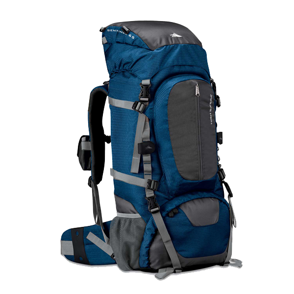 Backpack Transparent Background PNG Image