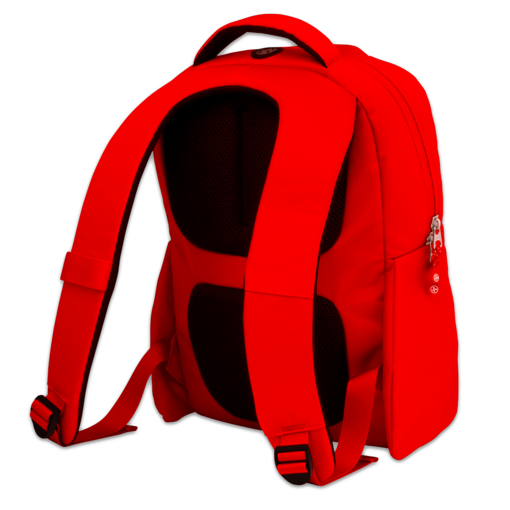 Red Backpack Png Image PNG Image