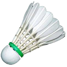 Badminton Transparent PNG Image