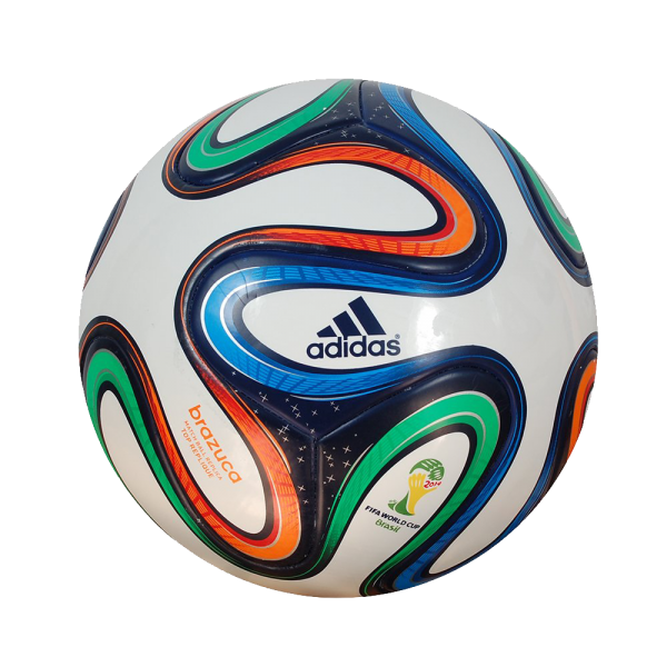 Fifa Brazil Ball Adidas Cup Brazuca World PNG Image