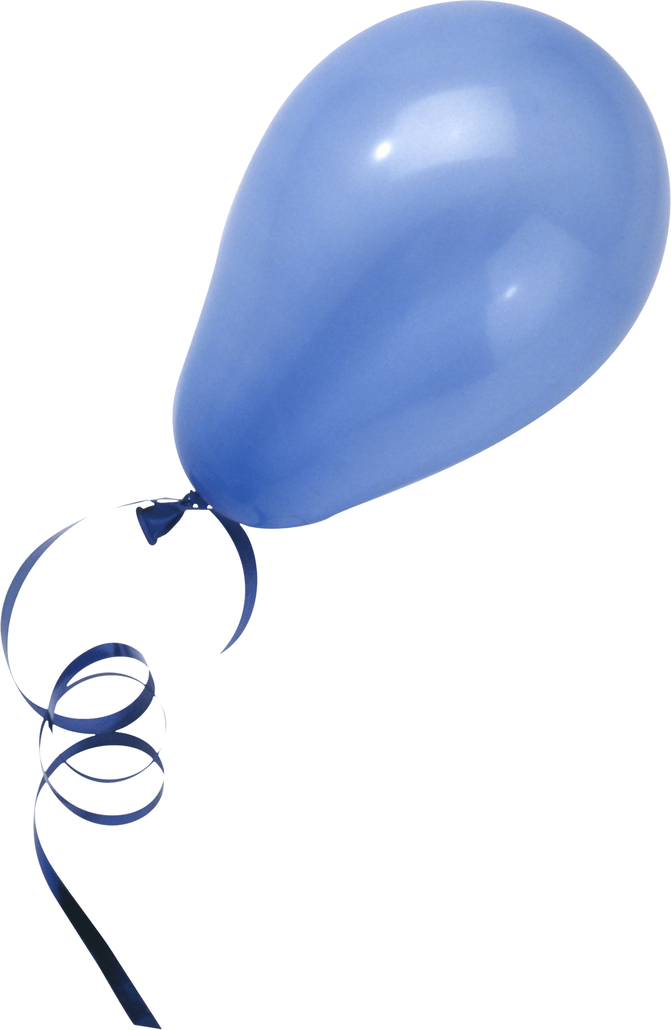 Blue Balloon Png Image PNG Image