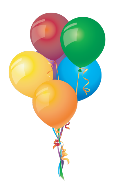 Portable Balloon Birthday Vector Graphics Network PNG Image