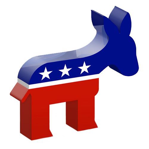 Donkey Like Political Horse Mammal Party Democratic PNG Image