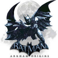 Batman Arkham Origins Transparent Background PNG Image