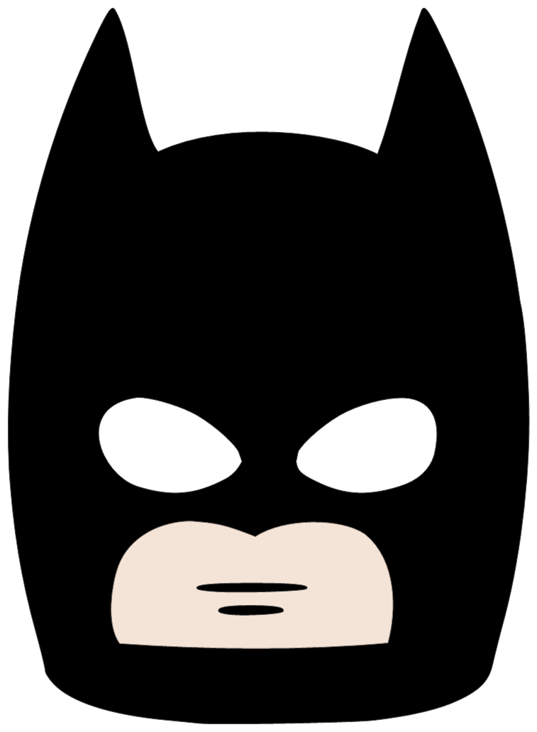 Batman Mask Png PNG Image