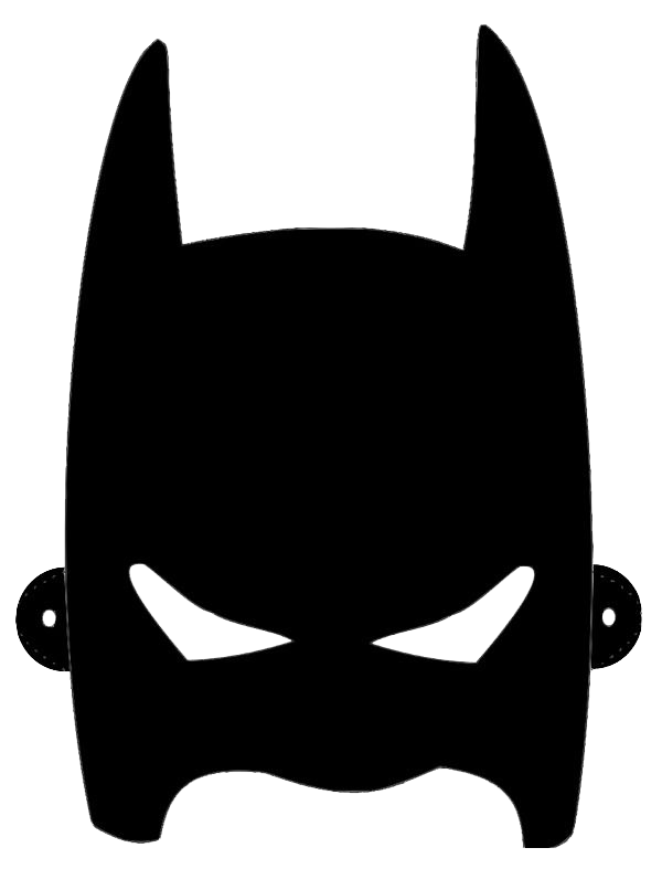 Batman Mask Png Hd PNG Image