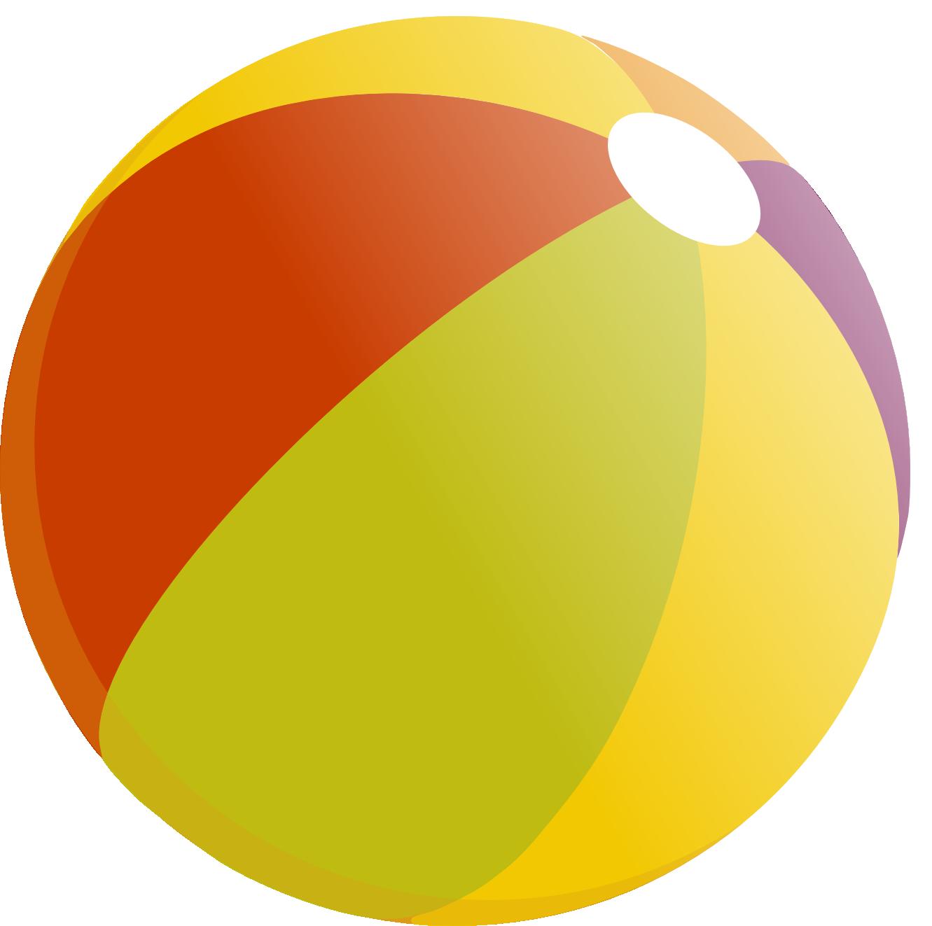 beach ball image - HD1331×1323