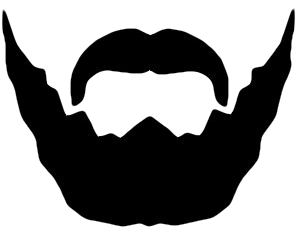 Beard And Moustache Png Image PNG Image
