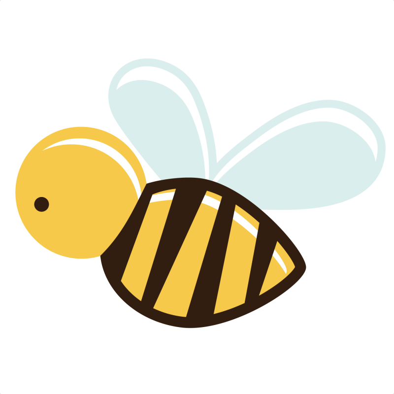 Cartoon Bee PNG Image