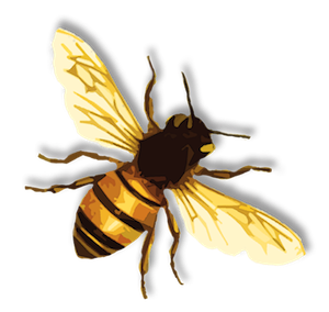 Bee Png 5 PNG Image