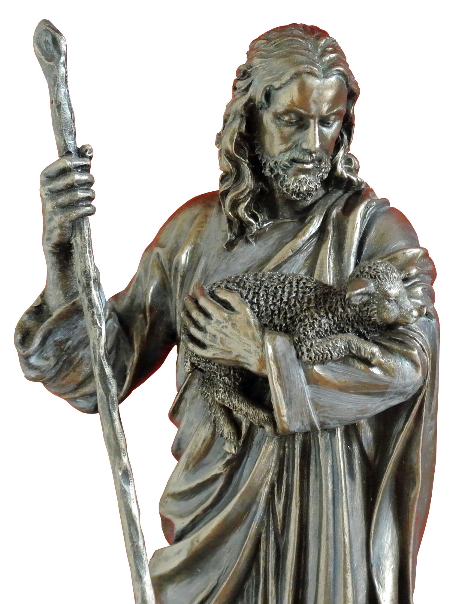 Bible Christ Of Jesus Depiction Redeemer Statue PNG Image