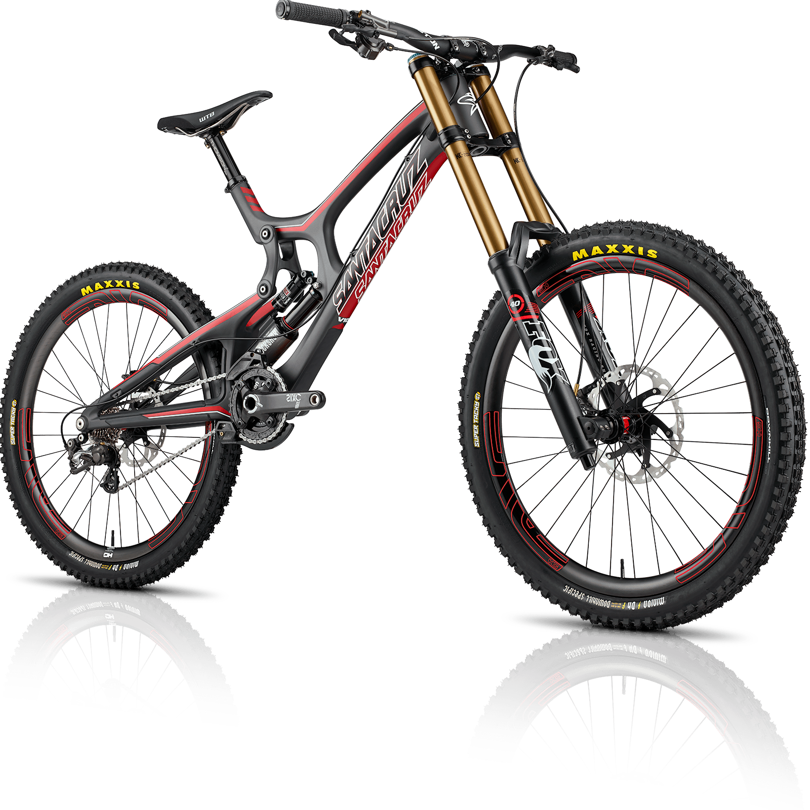 Bicycle Mtb Dh Bike Png Image PNG Image