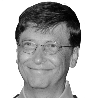Bill Gates Clipart PNG Image