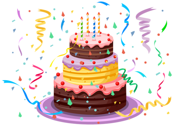 Birthday Cake Png File PNG Image