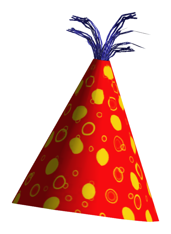 Birthday Hat Png PNG Image