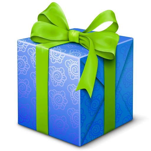 Birthday Present Free Download Png PNG Image