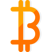 Cryptocurrency png black white