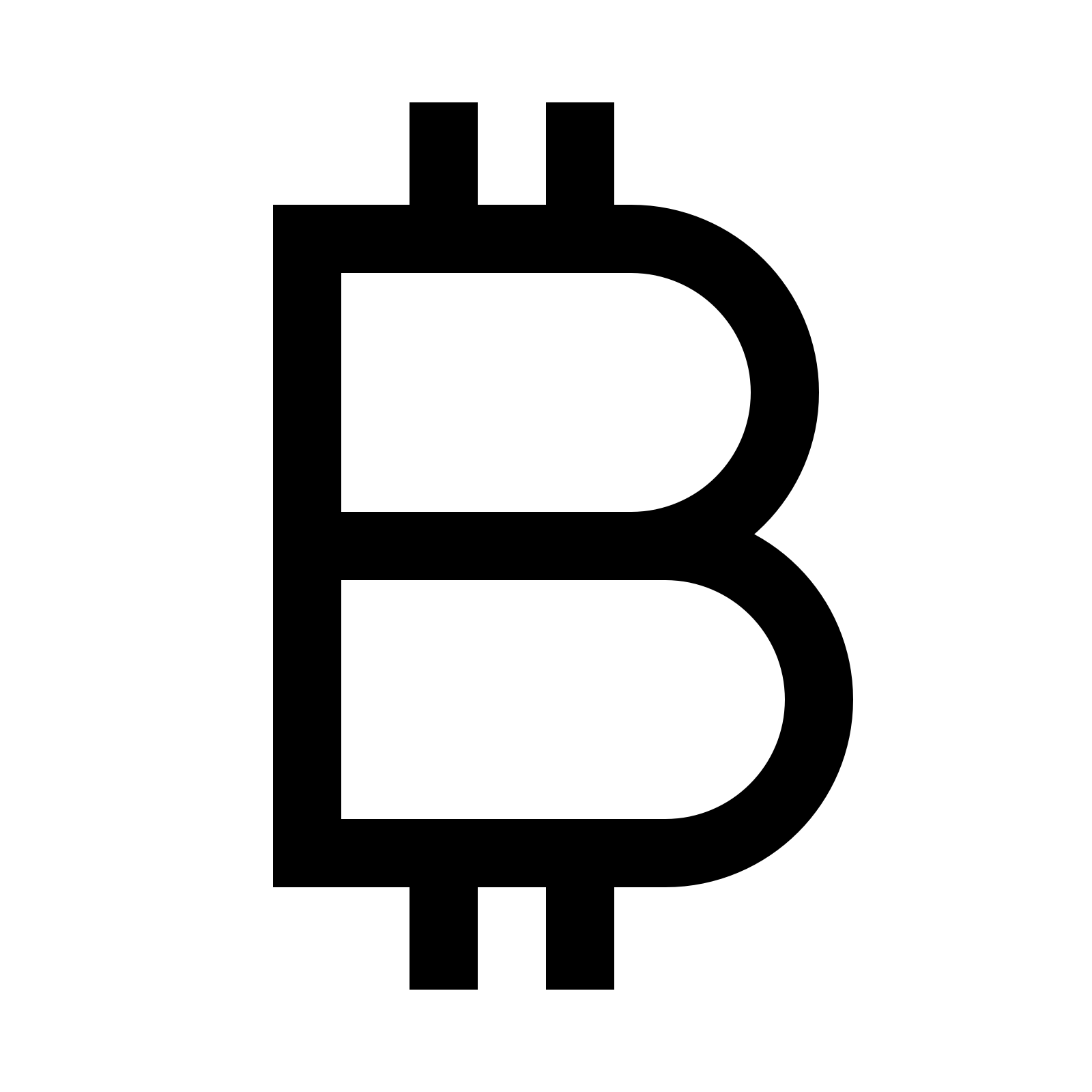 Icons Symbol Bitcoin Cryptocurrency Wallet Computer PNG Image