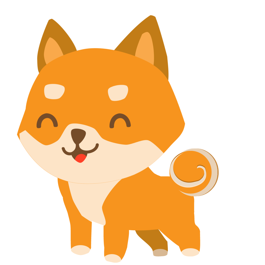 Shiba Faucet Inu Bitcoin Cat Cryptocurrency PNG Image