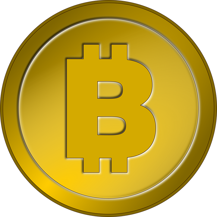 Cryptocurrency Pixabay Bitcoin Gold Free Download PNG HD PNG Image