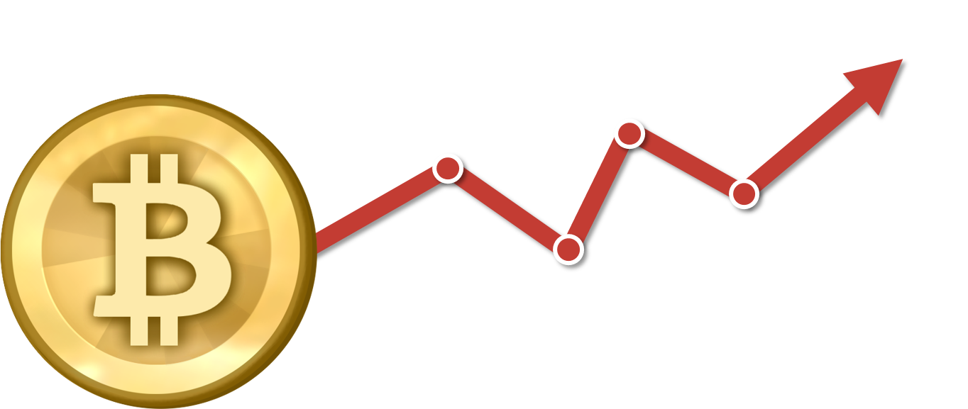 Offering Exchange Of Price Initial Bitcoin Cryptocurrency PNG Image