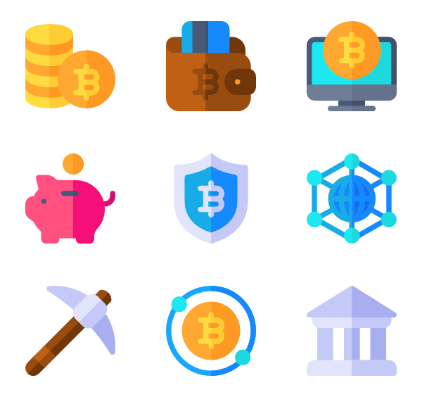 Icons Bitcoin Cryptocurrency Wallet Computer Ethereum PNG Image