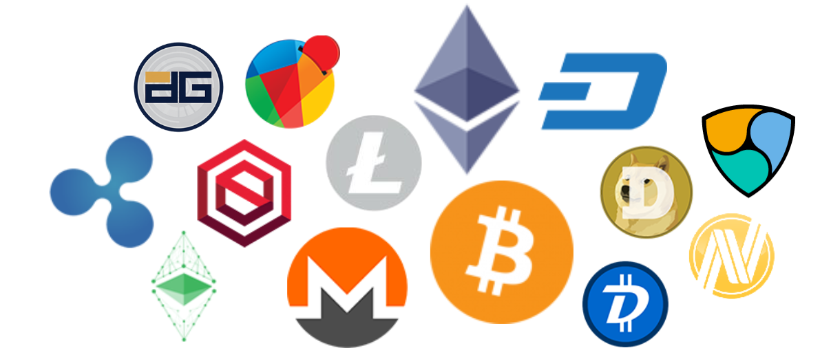 Cryptocurrency Ethereum Blockchain Bitcoin Altcoins HQ Image Free PNG PNG Image