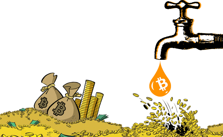 Games Faucet Tap Bitcoin Free Frame PNG Image