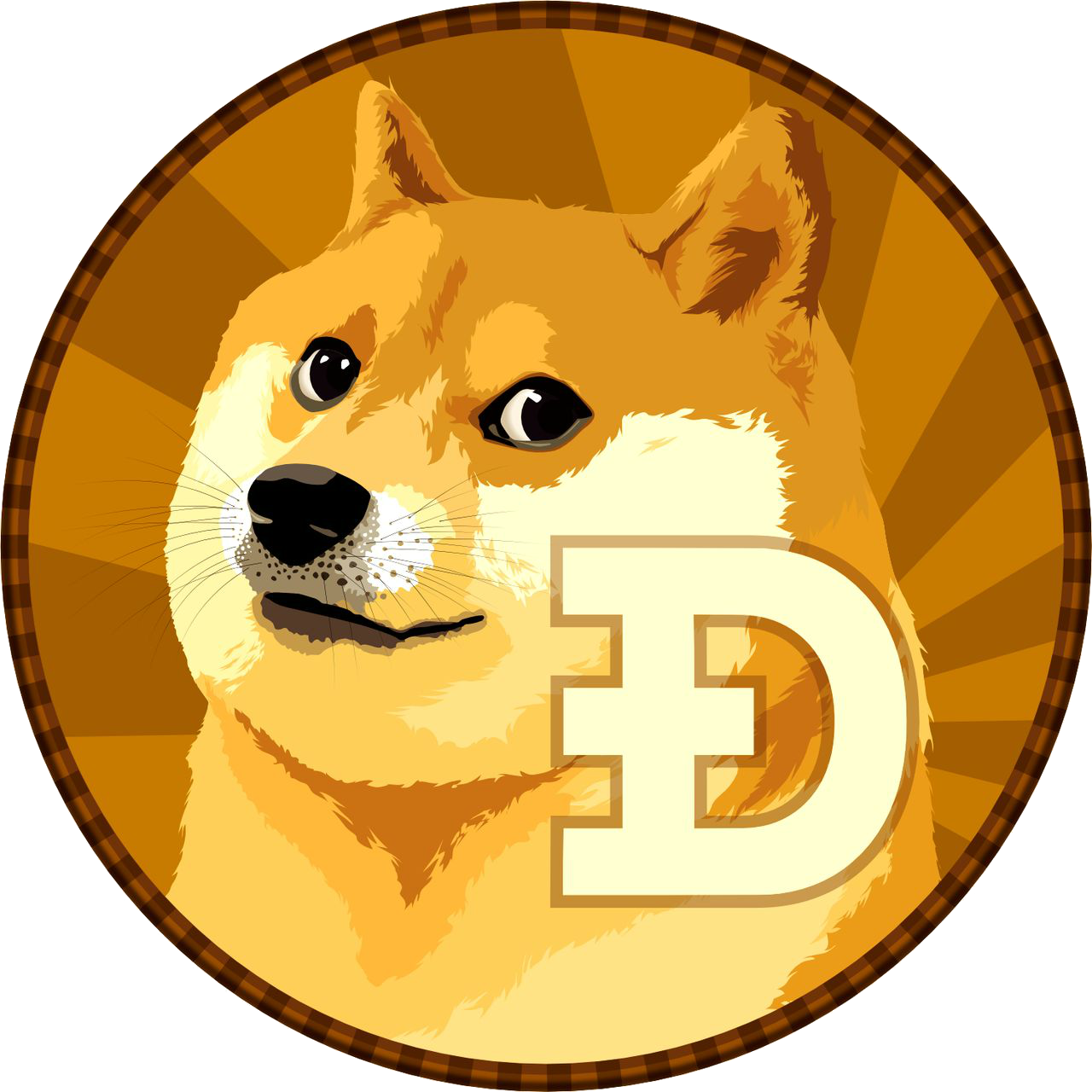 Shiba Inu Doge Bitcoin Cryptocurrency Dogecoin PNG Image