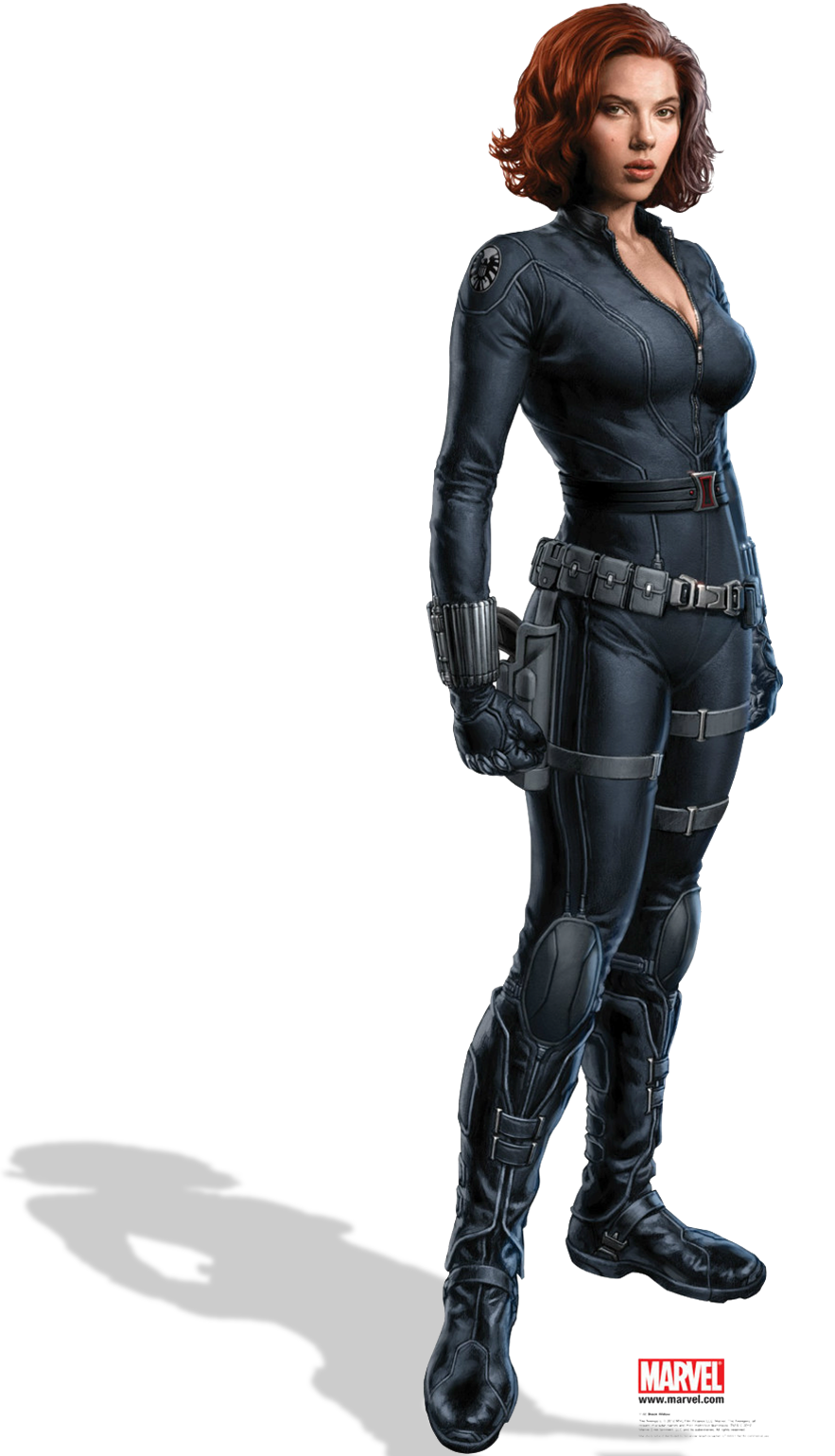 Black Widow Png Image PNG Image